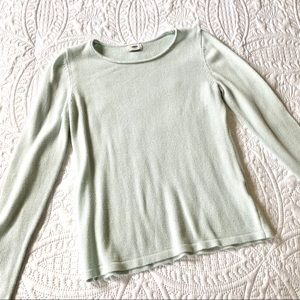 Simple Mint Sweater - Old Navy